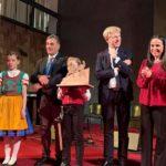 I Bambini del Mondo: Il Premio Claudio Criscenzo al gruppo della Germania