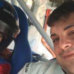 Il pilota favarese Nicola Pollicino al via del 3° Rally Cefalù Corse