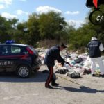 Scoperte e sequestrate tre discariche abusive nel territorio canicattinese.