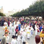 Favara. Il Martedì Grasso a Favara. L'itinerario della giornata conclusiva del Carnevale 2019