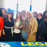 Il consigliere Rita Monella ha ricevuto l'incarico di Coordinamento delle Donne della provincia di Agrigento