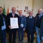 Cultura. Questa mattina l'ANCRI ha incontrato il Prefetto di Agrigento, Dott. Dario Caputo
