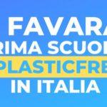 """""""Plastic-free"""", a Favara la prima scuola d'Italia. Trizzino (M5S): """"Le buone pratiche cominciano a prendere piede"""""""
