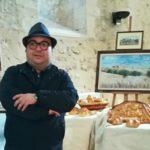Favara. Incontro con Marco Art il pittore che parla con gli angeli