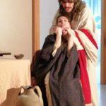 """Favara. Applausi per """"L'addio di Gesù a Maria"""" dell'associazione Polvere di Stelle di Patrizia Russello"""