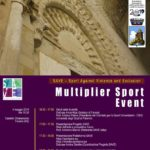"""Favara. Sabato 4 maggio al Castello Chiaramonte il convegno """"Multiplier Sport Event SAVE: Sport Against Violence and Exclusion"""""""