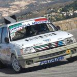 """Annullata la 25^ edizione del Fabaria Rally a causa di smottamenti di terreno sulla strada privinciale """"Aragona"""""""