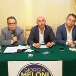 Inaugurato il circolo di Fratelli d'Italia di Porto Empedocle