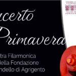 Concerto di Primavera con l'Orchestra Filarmonica e Coro Polifonico della Fondazione Teatro Pirandello