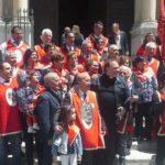"""Le confraternite dell'arcidiocesi oggi a Favara nell'ambito del 27° """"Cammino della Fraternità"""""""
