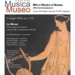 """Cultura. Al Museo Regionale """"P.Griffo"""" di Agrigento """"Mito e Musica al Museo"""""""