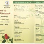"""Cultura. Dal 16 al 21 maggio a Favara ritorna la rassegna """"Profumo di Primavera"""""""