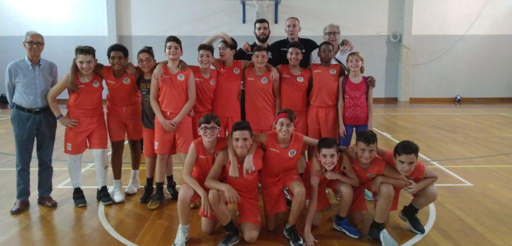 Real Basket Agrigento: la formazione Under 13 in finale regionale