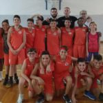 Real Basket Agrigento: la formazione Under 13 in finale regionale