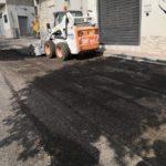 Favara. Dopo Piazza Cavour, sono iniziati i lavori di manutenzione delle strade cittadine