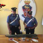 Armi e droga in casa. Arrestato un giovane ventiquattrenne a Sciacca.