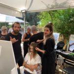 """Cultura. Anche Favara presente alla sfilata Dolce&Gabbana con il salone """"Mimì Hair Fashion"""""""