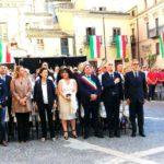 """Sicilia. l'On. Giusi Savarino: """" Con il Presidente Musumeci a Comitini per celebrare il 160° Anniversario della Breccia della Città"""""""