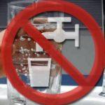 Agrigento. Acqua non potabile, il sindaco ordina la sospensione dell'erogazione idrica