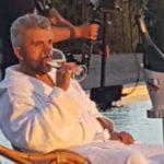 """Con """"Il Pescatore di telline"""", l'attore favarese Giuseppe Crapanzano (Cioppino) esordisce nel film di Lilia Romeo."""