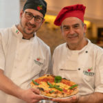La pizza del Ciliegino in finale ai National Pizza Award 2019. Il ristorante tra i migliori 16 del Regno Unito