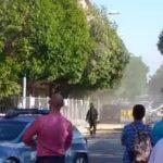 Agrigento. Continua a crollare il cornicione di Palazzo Liberty in Piazza Cavour. Oggi pomeriggio sit-in di protesta