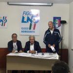 Sport- La FIGC LND di Agrigento ieri ha consegnato l'abbigliamento federali ai componenti della delegazione