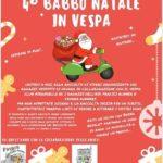 Favara. Domenica 8 dicembre ritorna la Quarta Edizione del Babbo Natale in Vespa