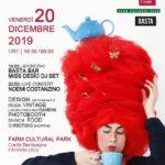 """Favara. Venerdì 20 dicembre dalle ore 16.30 """"The Second Life – Mostra-Mercato Del Vintage & Handmade"""" alla Farm Cultural Park"""