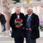 Favara. Festeggiano 50 anni di matrimonio i coniugi Nona