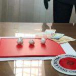 RIBERA (AG): TROVATI IN POSSESSO DI 3 OVULI DI COCAINA, IN MANETTE DUE TUNISINI