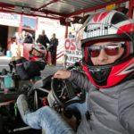 """Antonio Mantione conquista il giro record nel """"Karting Operazione Trionfo 2020"""" categoria Under 30 Amatori."""