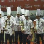 Mattia Balli: medaglia d'oro ai Campionati della Cucina Italiana