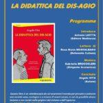 """Favara. Oggi pomeriggio la presentazione de """"La didattica del dis-agio"""" del prof. Angelo Vita presso la scuola """"G.Guarino"""""""