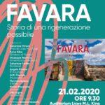 """Cultura. Venerdì 21 febbraio si presenta il libro """"FAVARA Storia di una rigenerazione possibile"""" al Liceo M.L.King"""