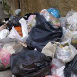 Favara ritorna sommersa da cumuli di spazzatura