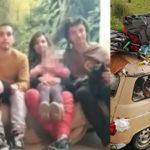 Con un video-messaggio sui social parlano i ragazzi della Renault 4