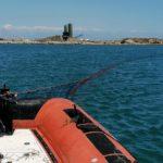 Rete abusiva di 1000 metri in porto – Sequestro della Guardia Costiera di Licata.
