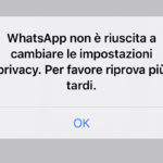 WhatsApp, l'ultimo accesso dei contatti «non disponibile»: problemi sulla chat, ecco cosa sta succedendo