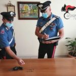 Una pistola clandestina sotto al materasso: un arresto a Licata