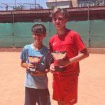 """Tennis. Christian Fanara del circolo """"Città di Favara"""" si aggiudica il torneo Under 14 svoltosi a Palermo"""