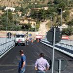 Ponte Petrusa. Iniziato oggi il collaudo del viadotto (VIDEO)