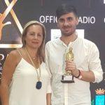 """Roma. L'agrigentino Andrea Donzella vince il Festival """"Je So Pazzo"""""""