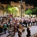 Elezioni Realmonte: grande partecipazione per il primo comizio elettorale di Sabrina Lattuca