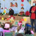 """Favara. Presso la scuola dell'Infanzia """"Casa dei bambini"""" celebrata la festa dell'autunno"""