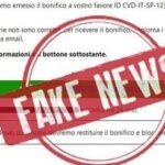 Ennesima truffa online: Tentativi di phishing con false email dell'Inps