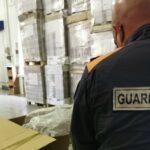Sequestrati kg 433 di prodotto ittico, mt. 1.300 di rete  ed elevate sanzioni per €10.000,00