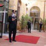 """Il comandante della Legione Carabinieri """"Sicilia"""" in visita ad Agrigento"""
