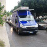 Favara, la protesta degli ambulanti: circa 100 furgoni sfilano in centro