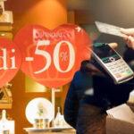 Saldi 2021: boom di vendite secondo uno studio dell'associazione Konsumer Italia. Il cashback può dare una mano al rialzo